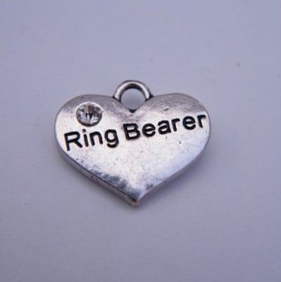 Ring Bearer Personalised Bookmark